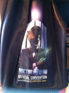 Dr Who bag
